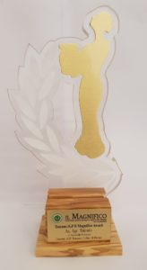 Primo Premio al Concorso il Magnifico Igp Toscano Colline di Firenze 2018
